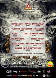 Dark Bombastic Evening 3 - Transylvania, Romania